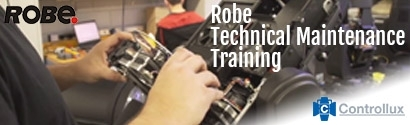 Robe Technical Maintenance Training